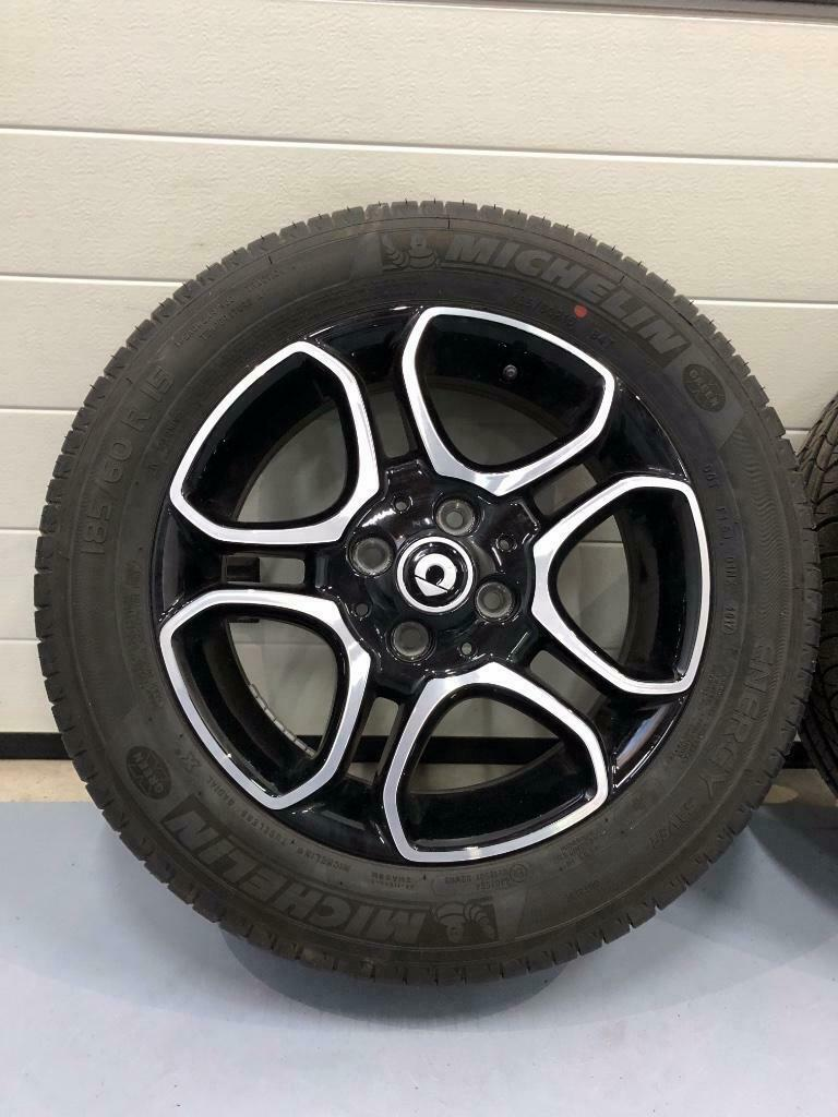 Smart Fortwo Forfour Twingo 15 Inch Velgen A4534018600